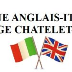 BI-LANGUE ANGLAIS-ITALIEN 6ème