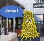 Un BLOB au lycée Châtelet